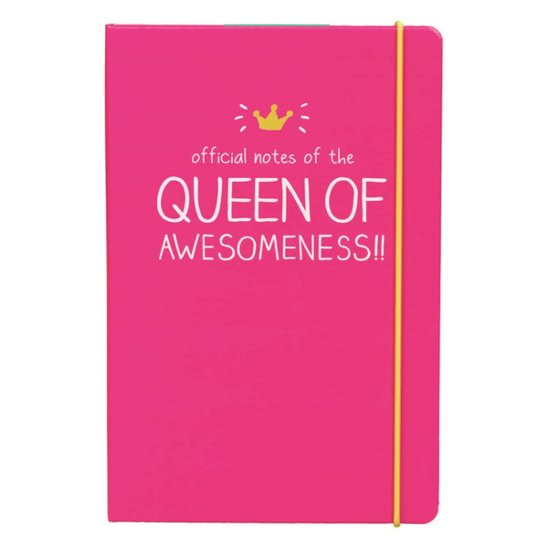 Notebook | Queen Of Awesomeness