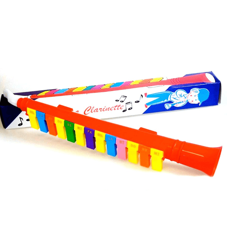 Melodica-Childs-Clarinet-Instrument