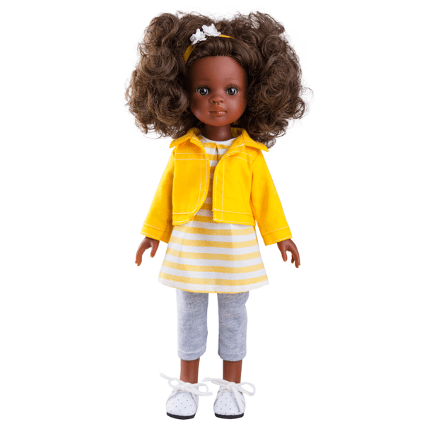 Paola Reina Doll-Nora-Yellow-Jacket