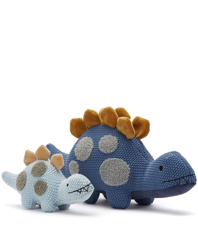 baby-with-daddy-dinosaur-soft-toy-nana-huchy