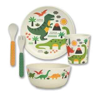 bamboo-childrens-dinosaurs-dinner-set-petit-collage