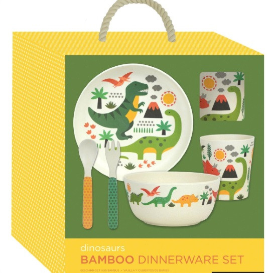 bamboo-childrens-dinosaurs-dinner-set-petit-collage-box