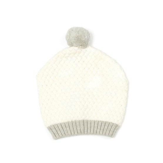 indus-design-cotton-ivory-grey-baby-beanie-mini-arrow