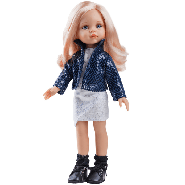 paola-reina-doll-carla-blue-jacket