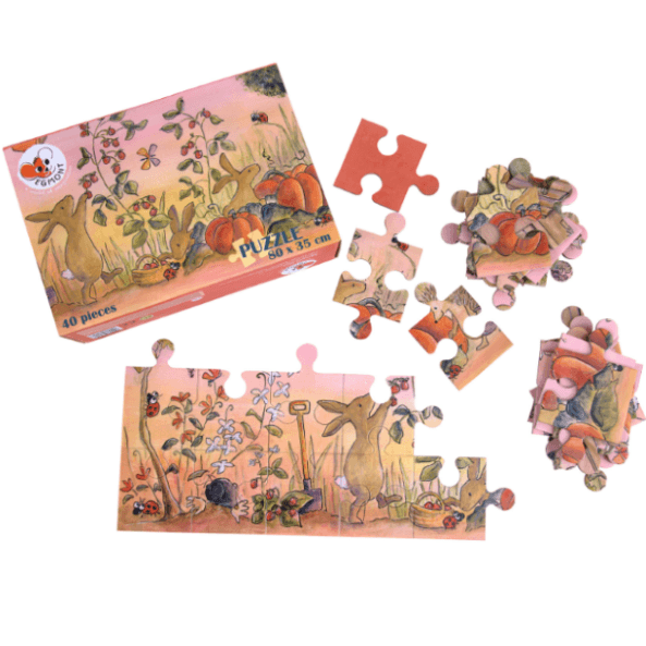 bunnies-in-the-garden-jigsaw-puzzle-40-piece