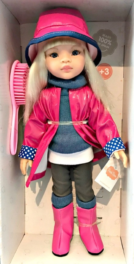 paola-reina-doll-manica-pink-raincoat-in-box