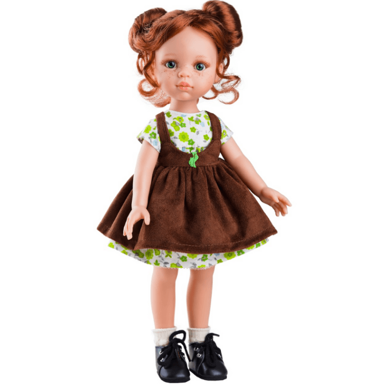 paola-reina-doll-cristi-brown-dress