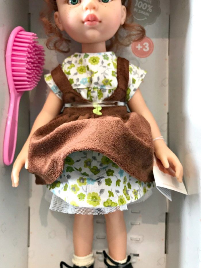 paola-reina-doll-cristi-brown-dress-in-box