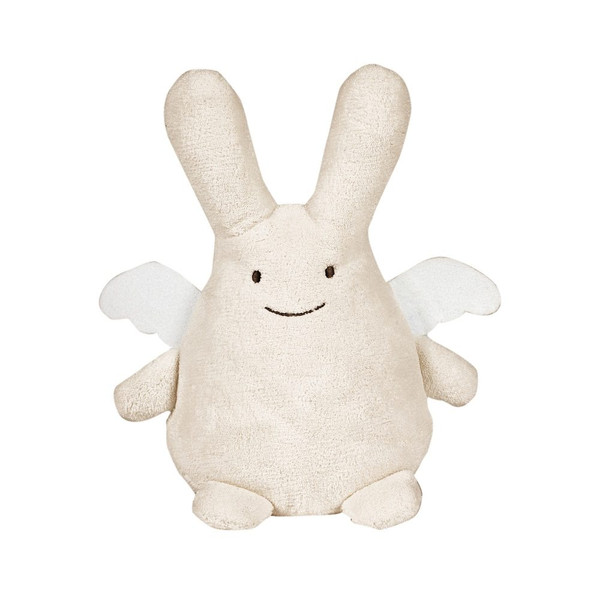 Trousselier-Ivory-Boy-Bunny-Angel-Soft-Toy
