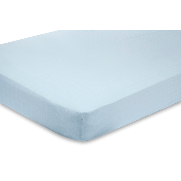 aden-and-anais-fitted-cot-sheet-blue