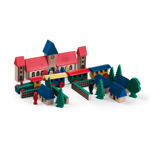 Wooden-Village-Block-Set-train-Egmont-Toys