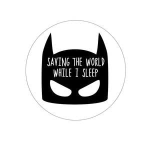 saving-the-world-as-i-sleep-wall-sticker