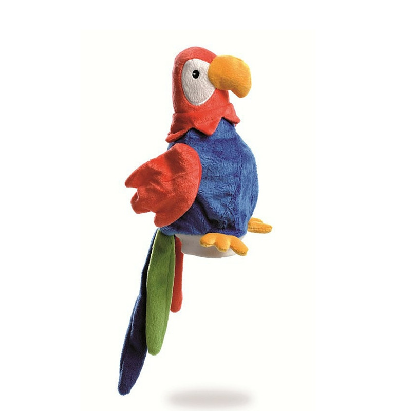 Hand Puppet – Parrot by Egmont Toys