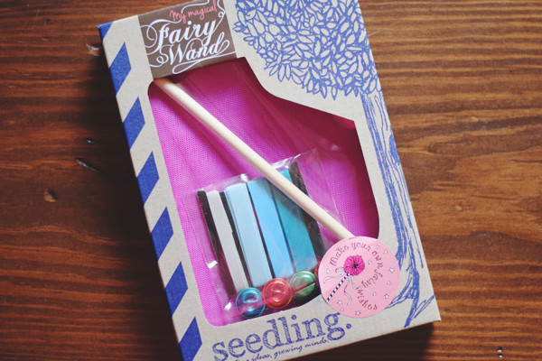 My Fairy Wand by Seedling (blue)