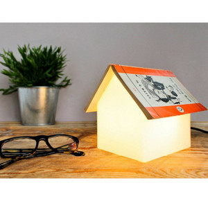 Bookrest Lamp by Suck UK