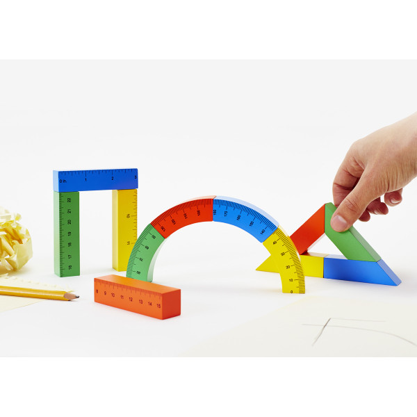 Little Architect Magnetic Building Blocks by Areaware