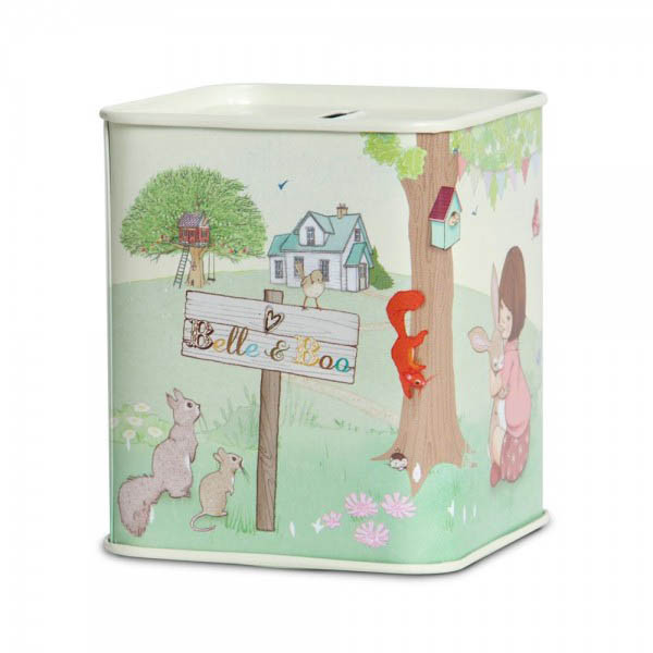 Belle & Boo Money Box