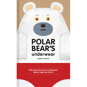 Polar Bear's Underwear Children's Book