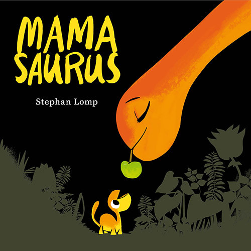 Mamasaurus Children's Book