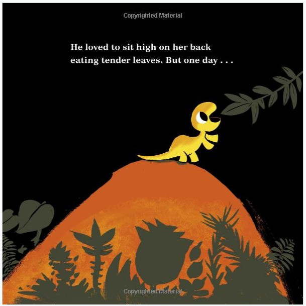 Mamasaurus Children's Book (2nd Page)