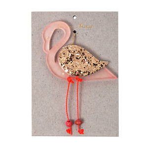 Christmas Tree Ornament / Decoration - Flamingo