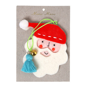 Christmas Tree Ornament / Decoration - Santa