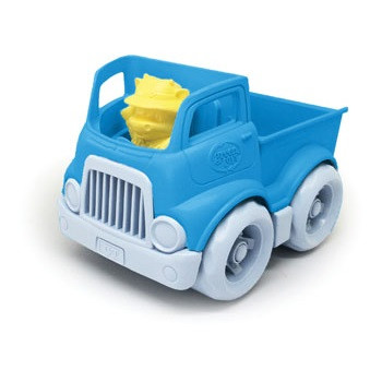 Green Toys Pick-Up Truck With Figure