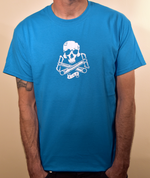 Special Edition Ride Shop BMX SAPPHIRE T Shirt Skull & Cranks