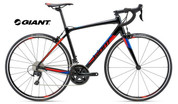 2018 GIANT CONTEND SL1 (BLACK,RED,BLUE)