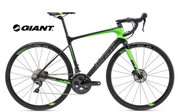 2018 GIANT DEFY ADVANCED PRO 1 (CARBON SMOKE/GREEN/CHARCOAL