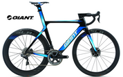 2018 GIANT PROPELADVANCED SL0 DISC (CARBON SMOKE/BLUE/WHITE)