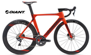 2018 GIANT PROPEL ADVANCED DISC (NEON RED/BLACK)