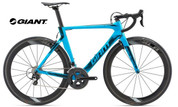 2018 GIANT PROPEL ADVANCED PRO 2 (BLUE/BLACK)