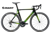 2018 GIANT PROPEL ADVANCED 1 (CARBON SMOKE/GREEN)