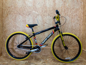 SE BIKES BLOCKS FLYER BLACK/YELLOW 26""