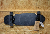 MINDLESS LONGBOARDS DAILY 24/7 COMPLETE LONGBOARD BLACK