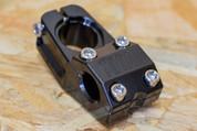 TOTAL BMX TOP LOAD V2 TEAM STEM BLACK/SILVER