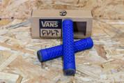 CULT VANS WAFFLE FLANGELESS GRIPS BLUE