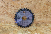 ANIMAL THOROFARE SPROCKET 28T BLACK