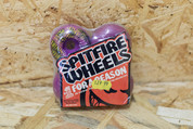 SPITFIRE PURPLE/GOLD 52MM WHEELS