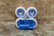 BONES DEATH BOX SKATEPARK FORMULA BLUE/WHITE 60MM WHEELS