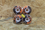 DEATH SKULL WHEELS 60MM ORANGE