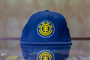 ELEMENT LOGO SNAPBACK HAT BLUE/YELLOW