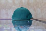 ELEMENT SMALL LOGO SNAPBACK HAT GREEN/BLACK