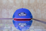 VANS CLASSIC SNAPBACK HAT RED/WHITE/BLUE