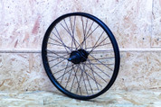 QUANDO 9T RHD REAR WHEEL BLACK