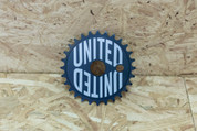 UNITED SDC SPROCKET 28T BLACK