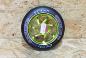 SLAMM ASTRO WHEEL GREEN 110MM