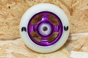 BLAZER 4 SPOKE STORMER WHEEL 100MM PURPLE