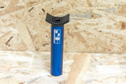 SAVAGE PIVOTAL SEAT POST BLUE